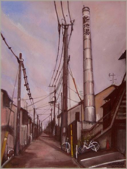 「京都・伏見・中書島~昭和な商店街のある風景」_d0133024_13114658.jpg