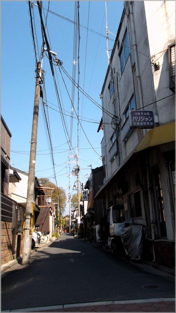 「京都・伏見・中書島~昭和な商店街のある風景」_d0133024_1334423.jpg