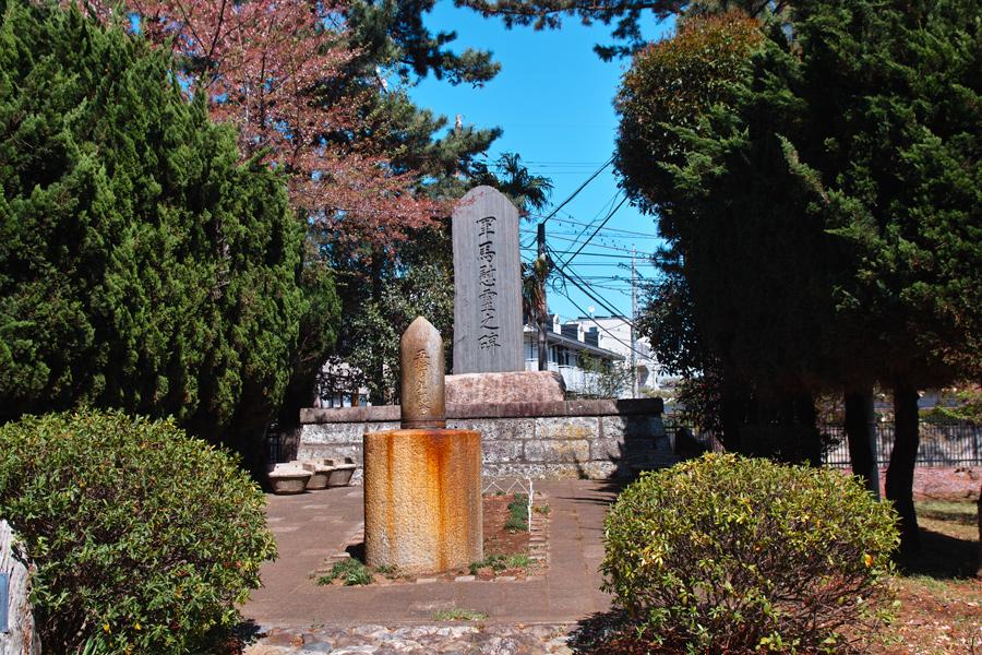 日本騎兵習練の場所~習志野の旅~_c0223825_1511990.jpg