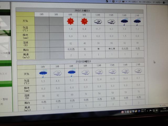 明日の天気予報です_b0177130_792963.jpg