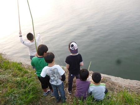釣りは昔からの遊び_c0217044_20313980.jpg
