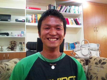 フィリピン・セブ島の英語学校 MDL校 学生インタビュー(4)_f0138645_11413994.jpg