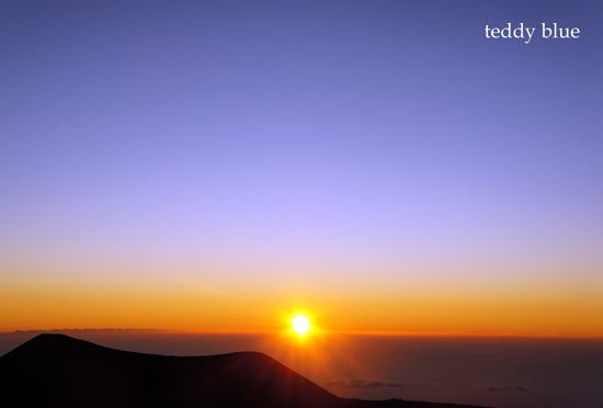 Mauna Kea Summit Sunset & Stars, Hawaii  マウナケア_e0253364_18151554.jpg