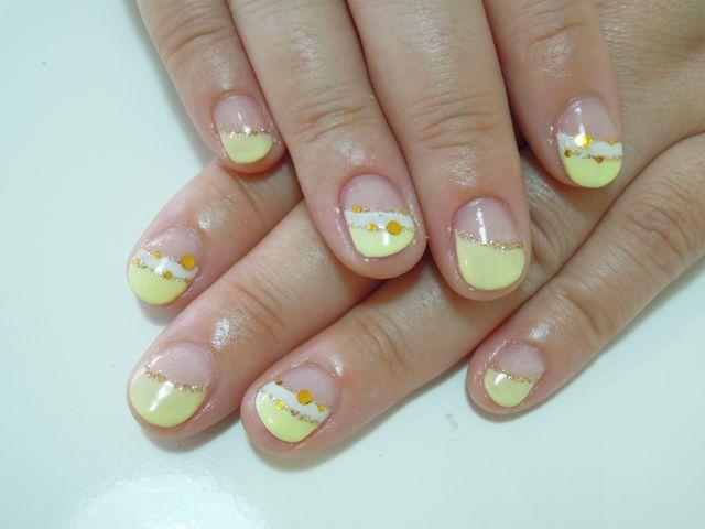 Yellow Nail_a0239065_13281974.jpg