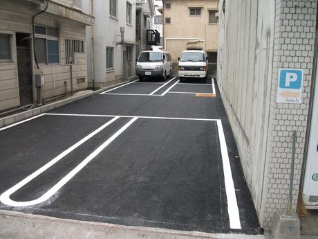 駐車場が・・・・_d0142472_11505091.jpg