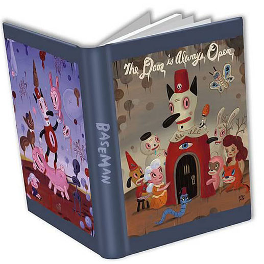 Gary Baseman The Door is Always Open Journal _c0155077_1644568.jpg