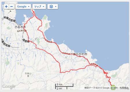大串半島へ_e0201281_22304841.jpg