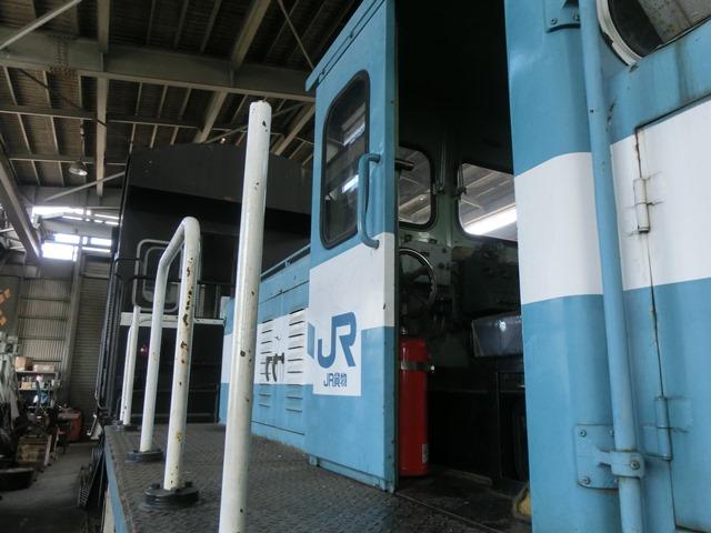 美味しさを創る渡辺水産、下北交通大畑線の気動車は健在、裂きイカ日本一は渡辺水産、幻の線路大間鉄道_d0181492_22453652.jpg