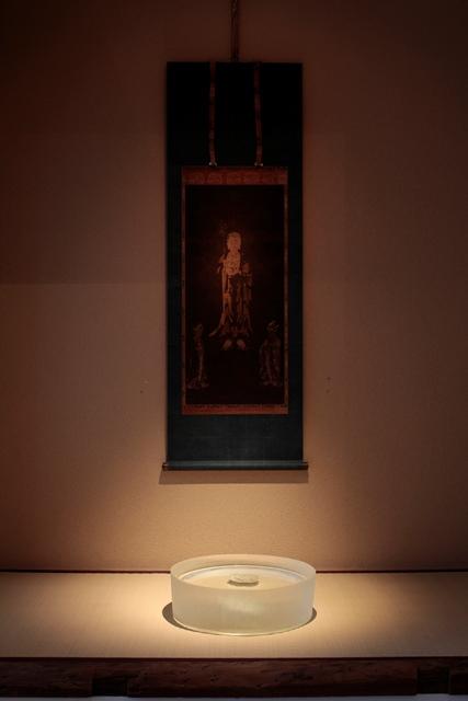 白金アートコンプレックス5周年合同展覧会 オープニング 4月13日(Sat)_d0208992_1835231.jpg