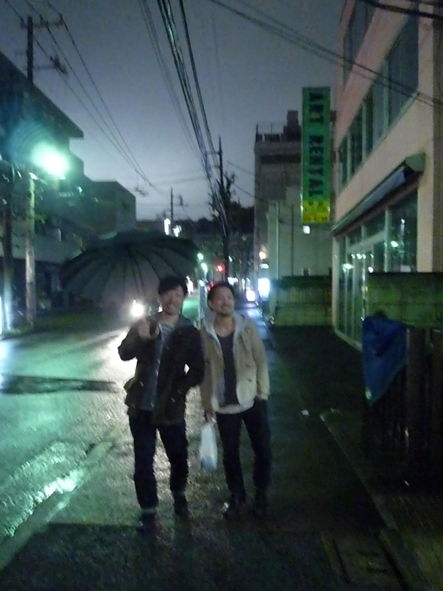 Yuya TakateのシャツとANDANTEANDANTEのブラウス_f0180307_1410199.jpg