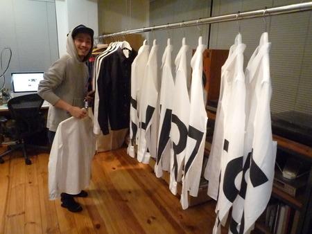 Yuya TakateのシャツとANDANTEANDANTEのブラウス_f0180307_15154311.jpg