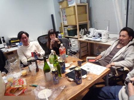 Yuya TakateのシャツとANDANTEANDANTEのブラウス_f0180307_1533386.jpg