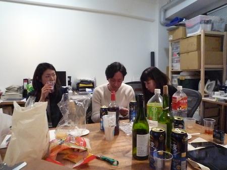 Yuya TakateのシャツとANDANTEANDANTEのブラウス_f0180307_15385899.jpg