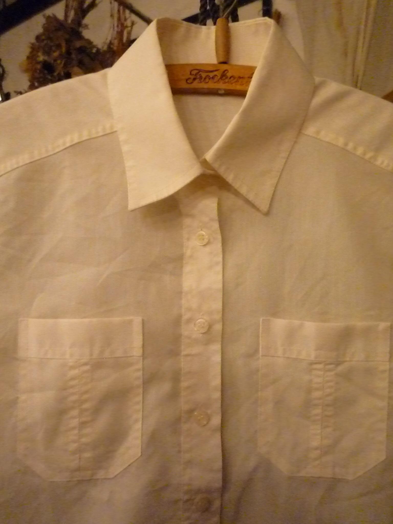 Yuya TakateのシャツとANDANTEANDANTEのブラウス_f0180307_22254025.jpg