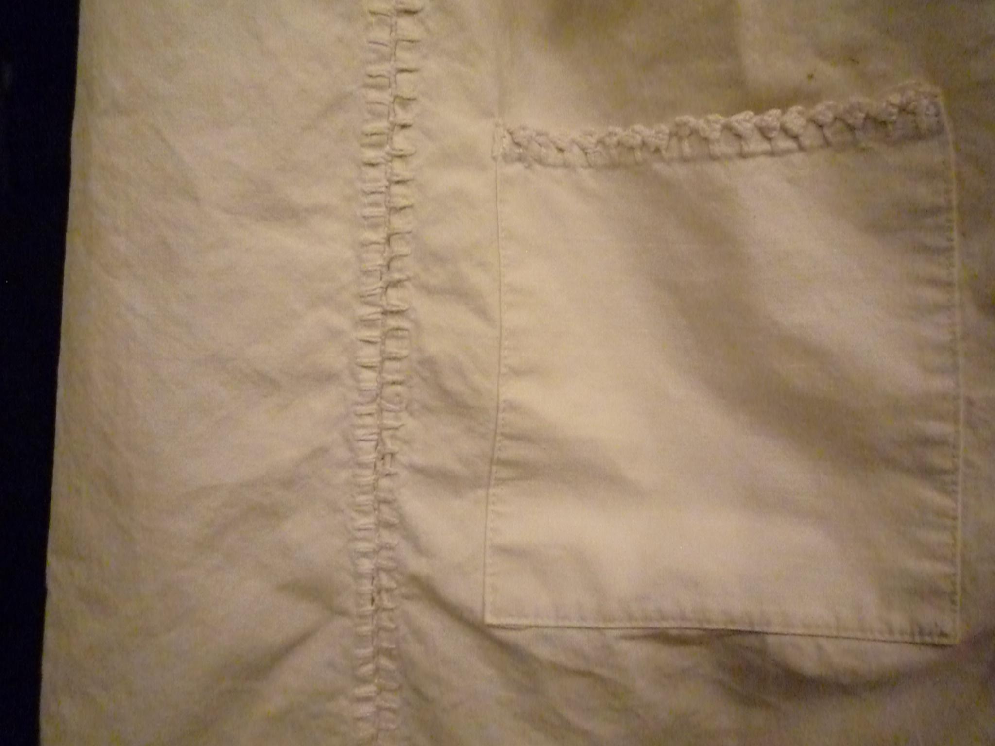 Yuya TakateのシャツとANDANTEANDANTEのブラウス_f0180307_22264623.jpg
