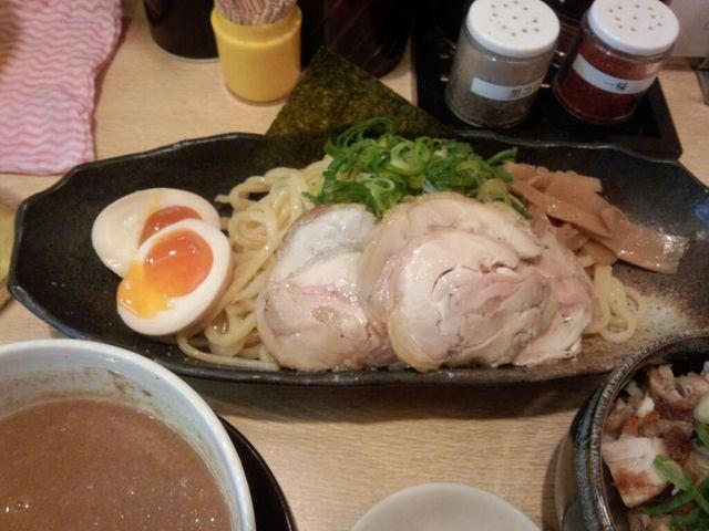 つけ麺@真斗_a0117520_18205272.jpg