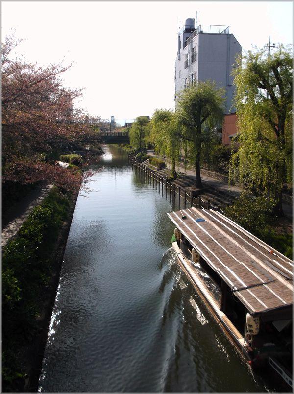「京都・伏見・中書島~堀と酒蔵のある風景」_d0133024_11561636.jpg