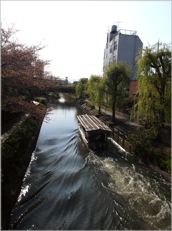 「京都・伏見・中書島~堀と酒蔵のある風景」_d0133024_11562452.jpg