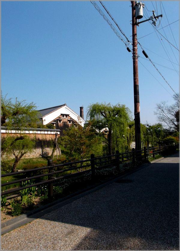 「京都・伏見・中書島~堀と酒蔵のある風景」_d0133024_11572282.jpg