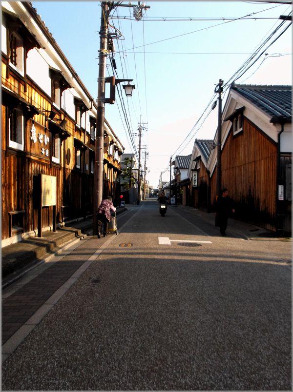 「京都・伏見・中書島~堀と酒蔵のある風景」_d0133024_12212915.jpg