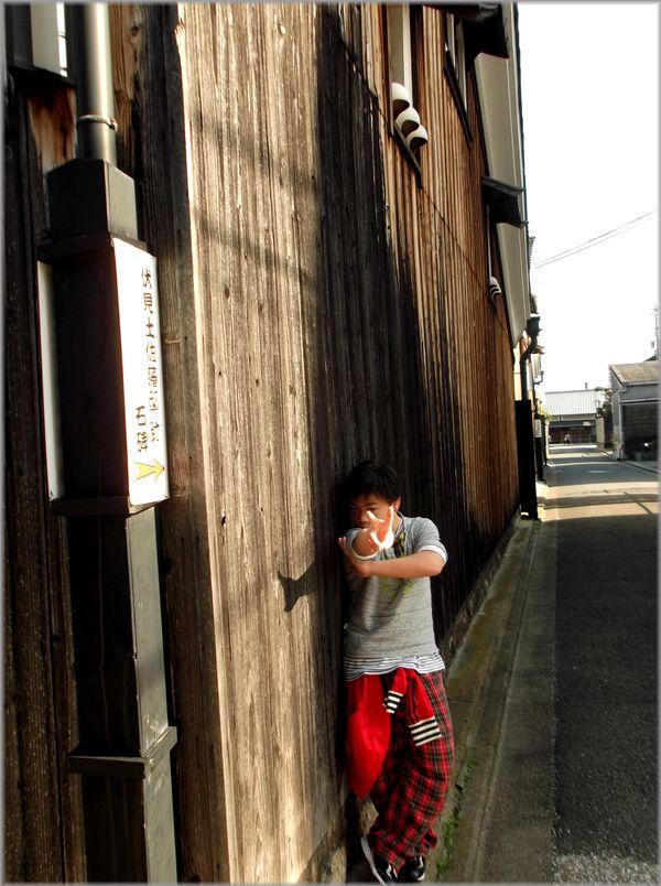 「京都・伏見・中書島~堀と酒蔵のある風景」_d0133024_1243260.jpg