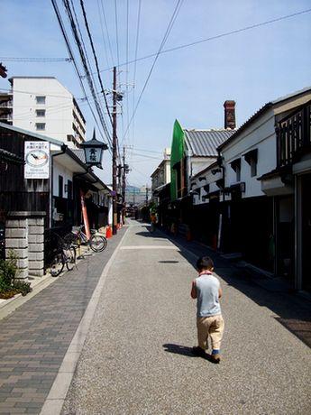 「京都・伏見・中書島~堀と酒蔵のある風景」_d0133024_1253162.jpg