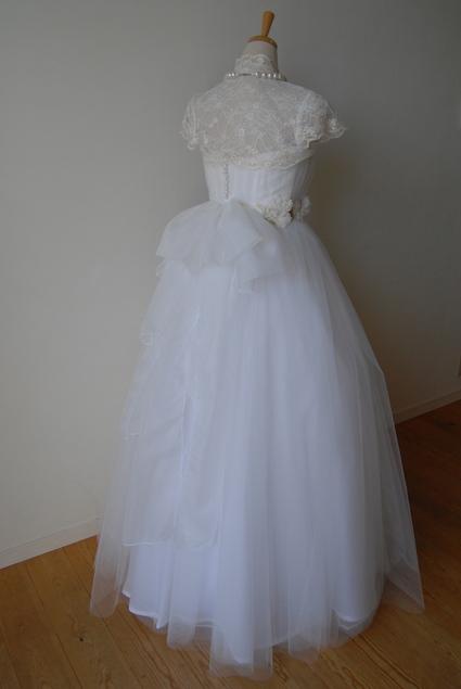 wedding  dress♡_d0127925_11304581.jpg