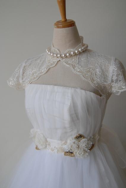 wedding  dress♡_d0127925_11314139.jpg