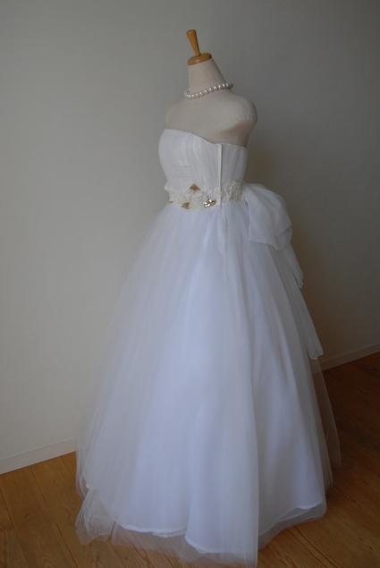 wedding  dress♡_d0127925_1131911.jpg