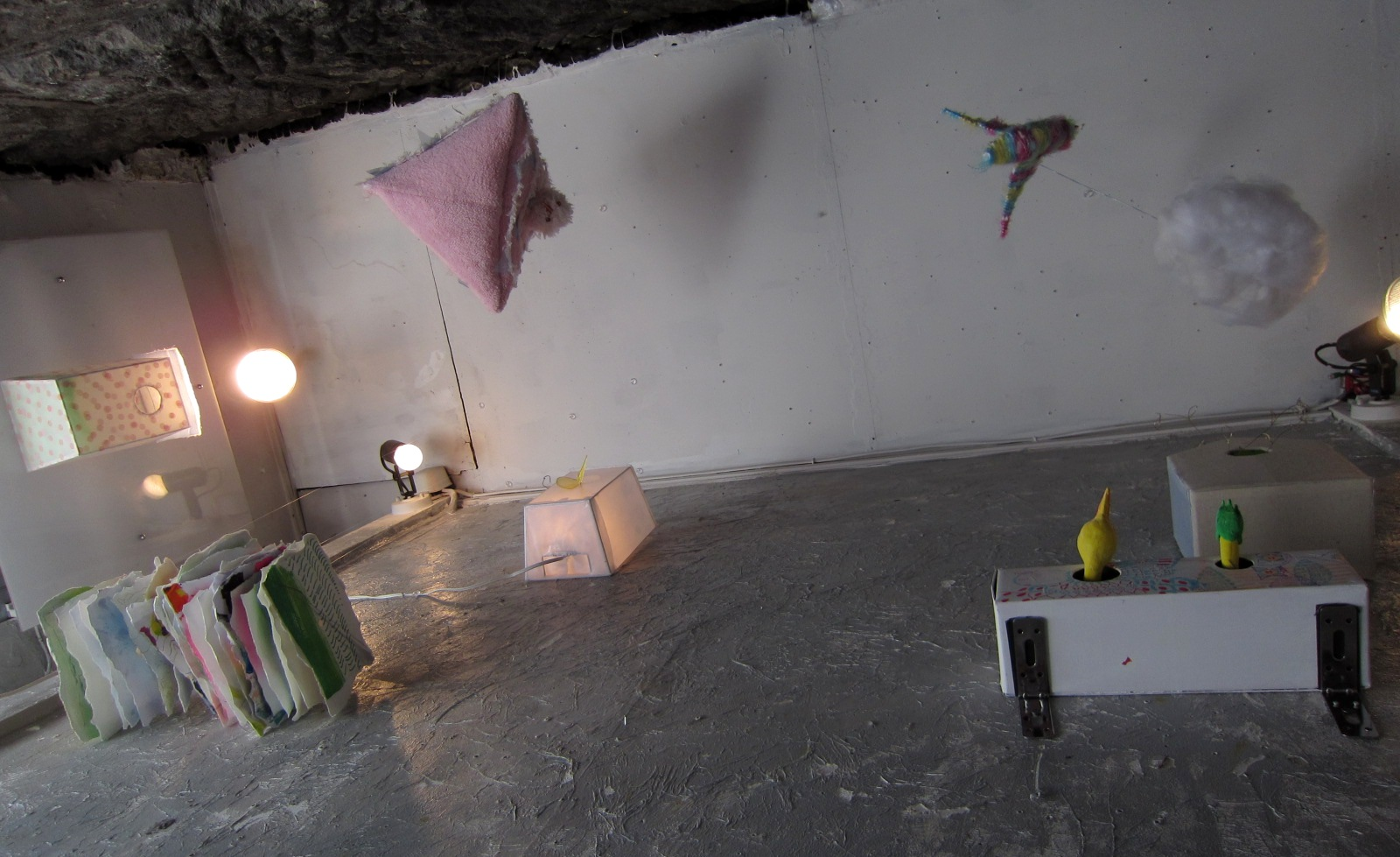 2020) 「jobin. とpaterの二人展 『ハルナデ展2013』」 ニュー・スター 4月15 日(月)~4月29日(日)  _f0126829_1294340.jpg