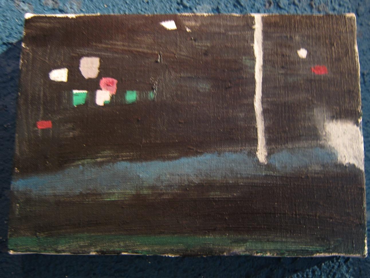 2021)「千葉加菜子 油彩画展 『出せない手紙と日々のこと』」カフェエスキス 4月4日(木)~4月30日(火)_f0126829_22314662.jpg