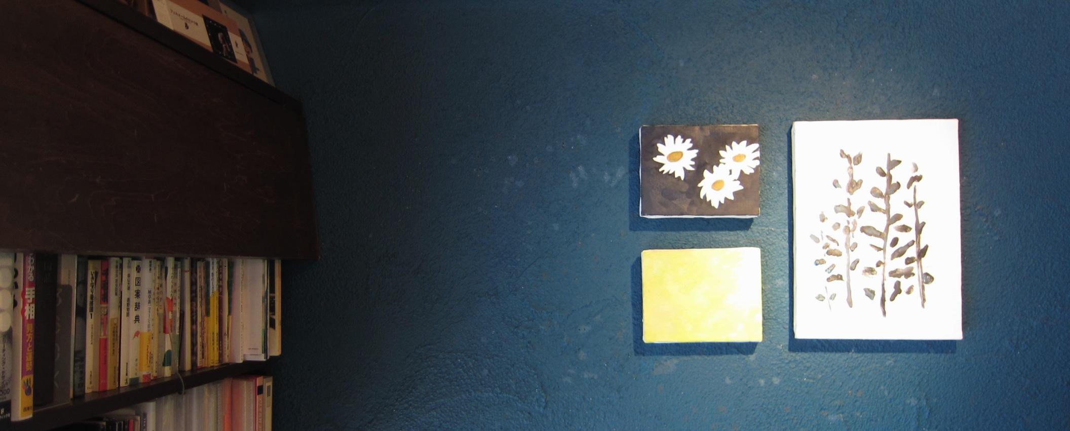 2021)「千葉加菜子 油彩画展 『出せない手紙と日々のこと』」カフェエスキス 4月4日(木)~4月30日(火)_f0126829_2263773.jpg