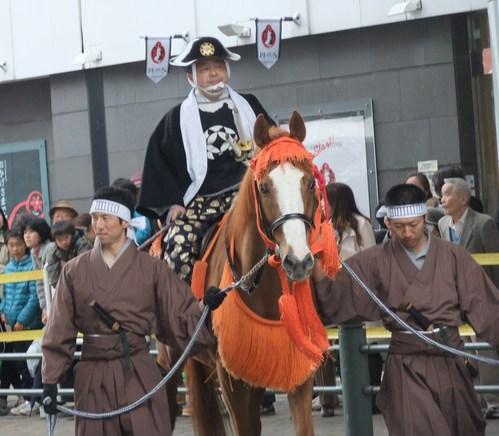 大岡越前祭...雨も止みパレードが_b0137932_16501491.jpg