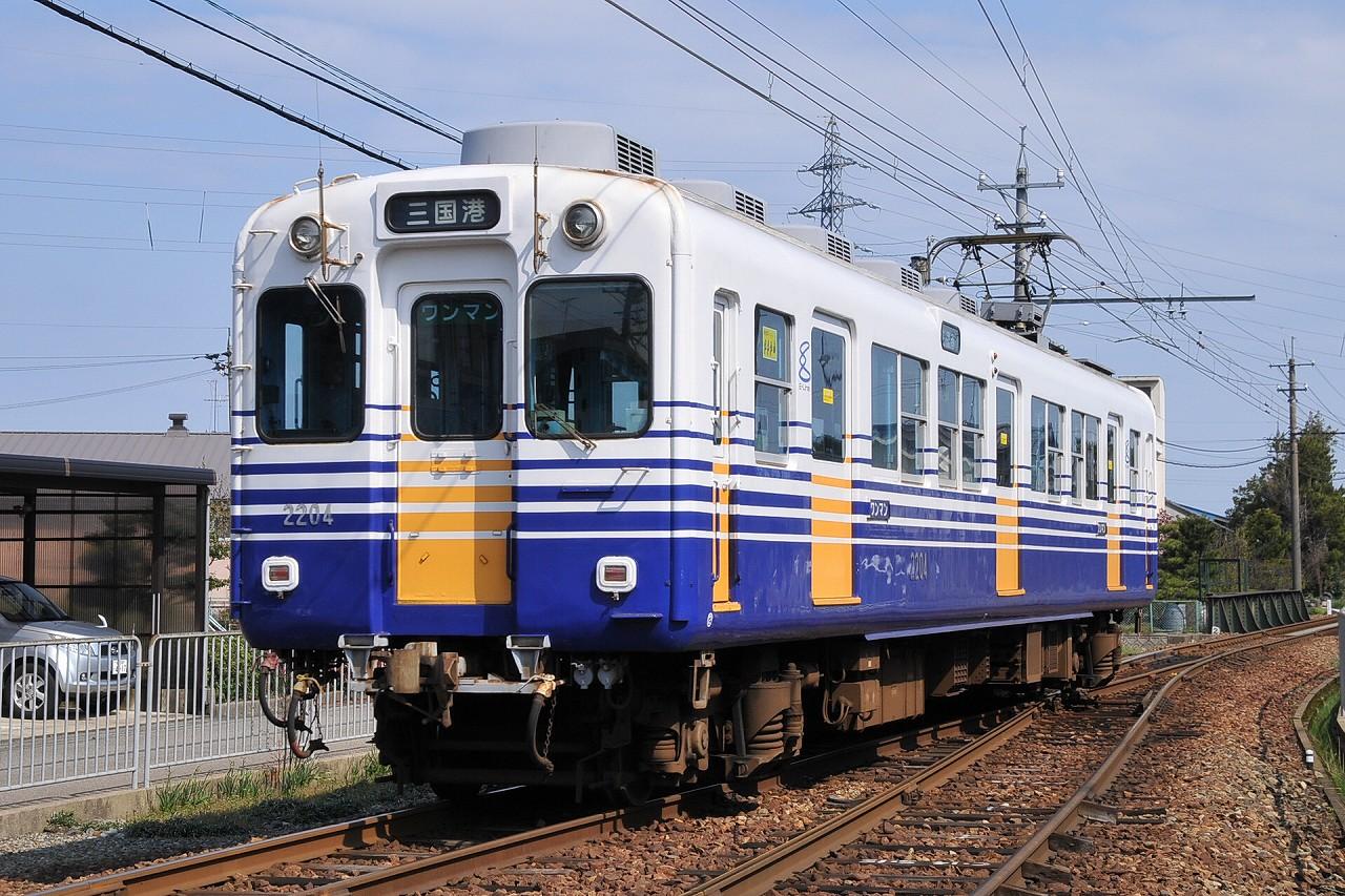 えちぜん鉄道MC2204_b0243248_230552.jpg