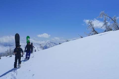 【滑走レポ 2013.4.11】 ラストパウダーを狙って@かぐら_e0037849_7432418.jpg