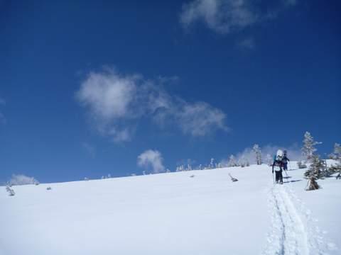 【滑走レポ 2013.4.11】 ラストパウダーを狙って@かぐら_e0037849_743330.jpg