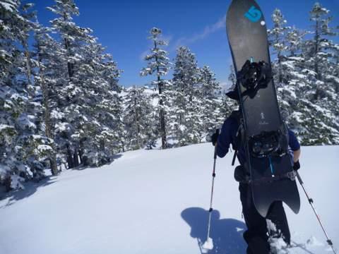 【滑走レポ 2013.4.11】 ラストパウダーを狙って@かぐら_e0037849_7445573.jpg
