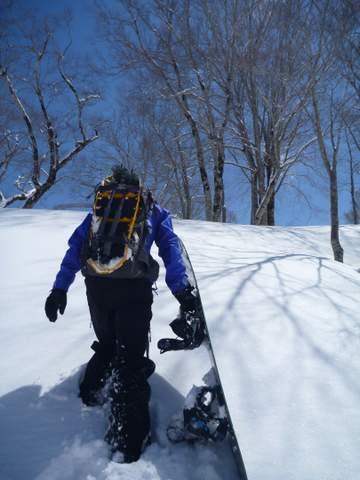 【滑走レポ 2013.4.11】 ラストパウダーを狙って@かぐら_e0037849_7481266.jpg