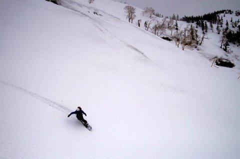 【滑走レポ 2013.4.11】 ラストパウダーを狙って@かぐら_e0037849_754138.jpg