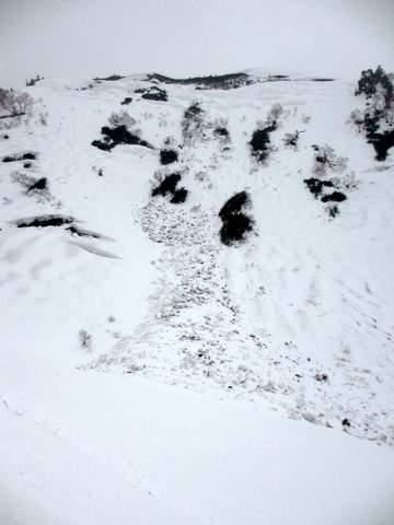 【滑走レポ 2013.4.11】 ラストパウダーを狙って@かぐら_e0037849_7543652.jpg