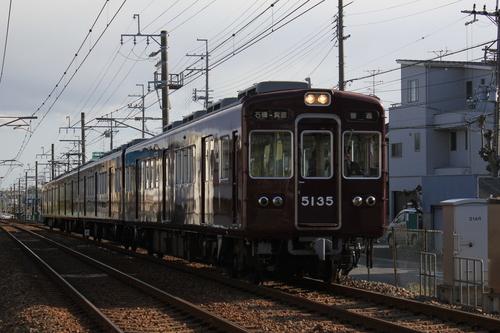 阪急箕面線 5134F代走_d0202264_16394496.jpg