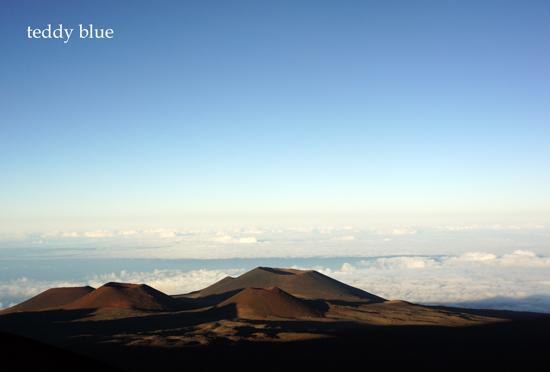 Mauna Kea Summit Sunset & Stars, Hawaii  マウナケア_e0253364_1023931.jpg