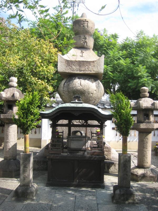 会津残照in大阪 一心寺_c0013687_13121343.jpg