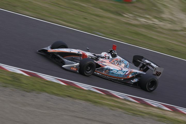 SUZUKA  2&4 RACE  2013 【スーパーフォーミュラ 第1戦 決勝レース】_f0253927_22323223.jpg