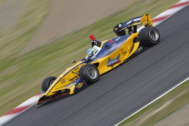 SUZUKA  2&4 RACE  2013 【スーパーフォーミュラ 第1戦 決勝レース】_f0253927_22341192.jpg