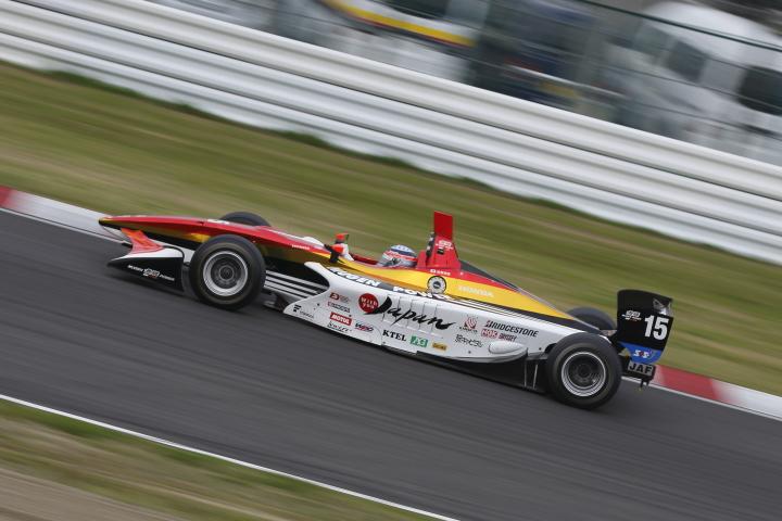SUZUKA  2&4 RACE  2013 【スーパーフォーミュラ 第1戦 決勝レース】_f0253927_22353269.jpg