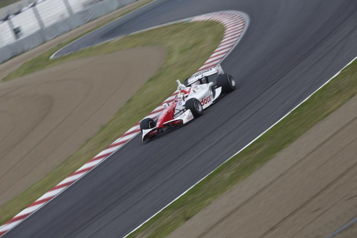 SUZUKA  2&4 RACE  2013 【スーパーフォーミュラ 第1戦 決勝レース】_f0253927_22355092.jpg