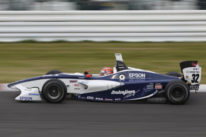 SUZUKA  2&4 RACE  2013 【スーパーフォーミュラ 第1戦 決勝レース】_f0253927_22372525.jpg