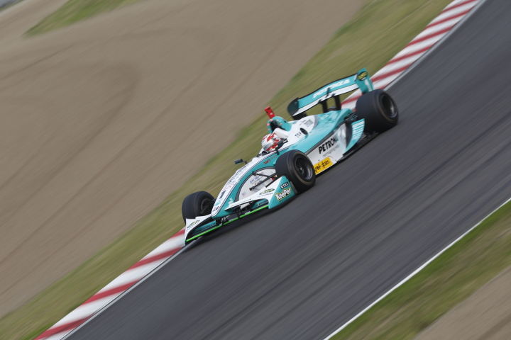 SUZUKA  2&4 RACE  2013 【スーパーフォーミュラ 第1戦 決勝レース】_f0253927_22381445.jpg