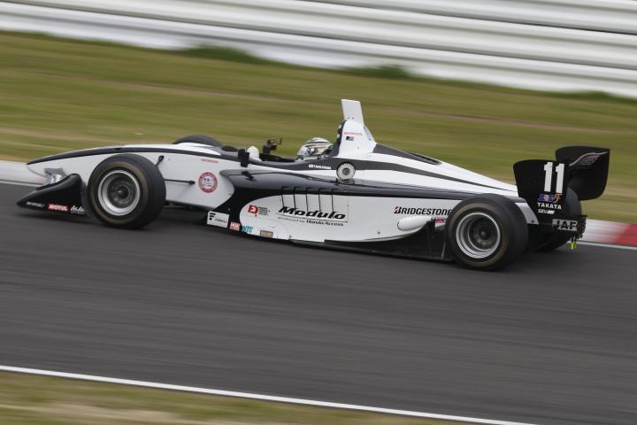 SUZUKA  2&4 RACE  2013 【スーパーフォーミュラ 第1戦 決勝レース】_f0253927_22382713.jpg